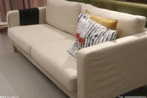 色彩感十足的布艺沙发 一般